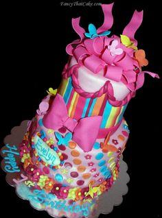 Everything Girly Cake