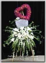 Memories of a Life Shared Heart Funeral Flowers, Sympathy Flowers, Funeral Flower Arrangements from San Francisco Funeral Flowers.com Search for chinese funeral, sympathy funeral flower arrangements from our SanFranciscoFuneralFlowers.com website. Our funeral and sympathy arrangements include crosses, casket covers, hearts, wreaths on wood easels, coronas fúnebres, arreglos fúnebres, cruces para velorio, coronas para difunto, arreglos fúnebres, Florerias, Floreria, arreglos florales, corona…