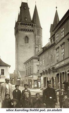 Czech Republic, Notre Dame, Building, Travel, History, Voyage, Buildings, Viajes, Traveling