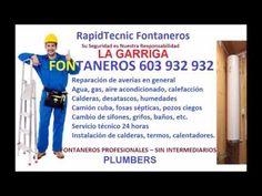 Fontaneros La Garriga 603 932 932