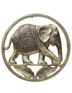 ELEPHANT TRIVET Gryteunderlag | Table accessories | Kjokkentilbehor | Interiør | Indiska.com