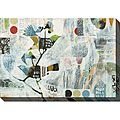 Gallery Direct Judy Paul 'Outside In II' Oversized Canvas Art - Free Shipping Today - Overstock.com - 11954679 - Mobile
