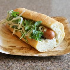 Savoury Table: A Different Kind of French Franc: Applegate Hot Dog Review and Giveaway