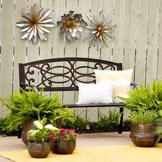 Outdoor Living & Garden Shop | Zulily Wood Pallet Bar, Wood Pallets, Outdoor Sofa, Outdoor Living, Outdoor Decor, How To Grow Bananas, Best Lemon Bars, Wooden Christmas Decorations, Backyard Patio Designs
