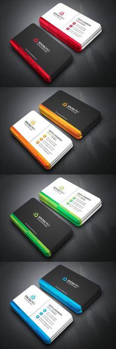Business Card #black