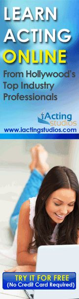 Acting is like any other professions: you only get into the business if you know how to sell yourself to your prospect employers, in this case to agents and casting directors.