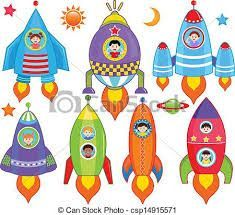 naves espaciales dibujos infantiles - Buscar con Google