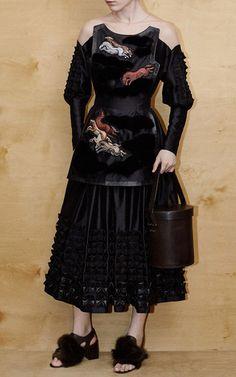 Alena Akhmadullina Look 26 on Moda Operandi