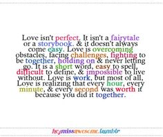 Love is not perfect, general, girly, happiness, life, love, relationship, teen, challenges, fighting, girlfriend, boyfriend, impossible, love and relationship, fairytale, fighting together, being together, couples, wedding, you and I, togetherness, storybook