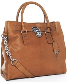 MICHAEL Michael Kors Handbags Hamilton Large Tote, Luggage. THIS IS THE ONE!!!