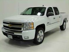 Chevy Silverado Texas Edition in white