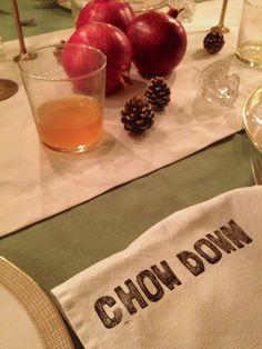 Chow Down Napkins