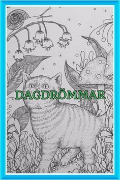 Dagdrommar Malarbok Amazoncouk Hanna Karlzon 9789163611063 Books