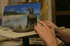 Sirena in fase di lavorazione 4
