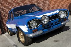 1978 Mark 1 Ford Escort from Fast and Furious 6 Escort Mk1, Ford Escort, Plymouth Daytona, Fast And Furious Memes, Furious 6, Furious Movie, Win Car, Ford Motorsport, Ford Lincoln Mercury