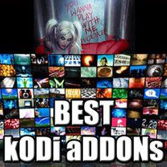 The Best Kodi Addons