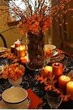 Thanksgiving Tablescapes | Thanksgiving