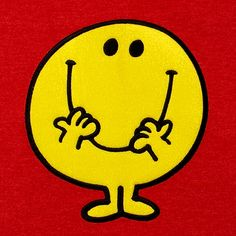 Yellow - Primary colour: The colour yellow primarily represents happiness and sun shine, as shown by Roger Hargreaves book, Mr Happy Christian Relationships, Relationships Love, Happy Smile, Make You Smile, Happy Kids, Are You Happy, Mister And Misses, Little Girl Closet, Mr Men Little Miss