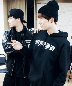 Jimin and Suga [YoonMin]