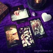 FREE Download - The Frideborg Tarot Deck