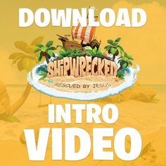 Use the official Shipwrecked VBS intro video for publicity and to gain excitement among your congregation for your upcoming VBS! Check it out at Concordia Supply!