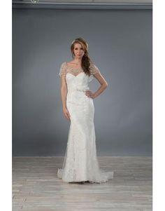 glamour tulle con abiti da sposa applique