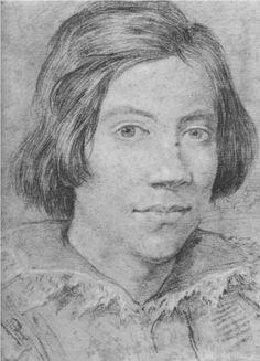 Portrait of a Young Man - Gian Lorenzo Bernini