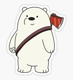 Official We Bare Bears fan art featuring your favorite characters.