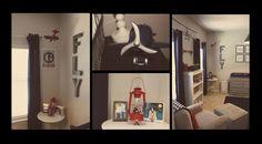 Nursery Decor Ideas for a Vintage Airplane-Themed Baby Room
