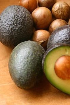 Avocado pits contain tannins which act as a natural mordant