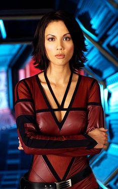 Lexa Doig - SciFi Hottie - Rommie - Andromeda - Stargate SG-1