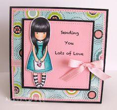 Bizzy Becs Store Blog: Sending you some Gorjuss love