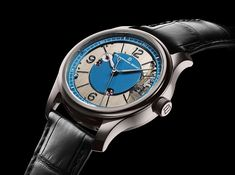Petermann Bédat - 1967 Second Series | Time and Watches | The watch blog