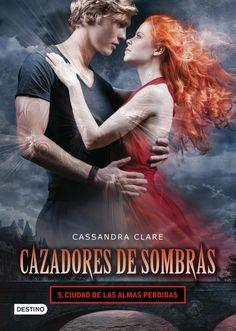 Ciudad de as Almas Perdidas (Cazadores de Sombras #5)- Clary y Jace