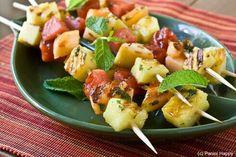 Fruit Kabab