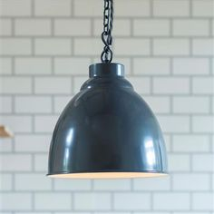 Inspect our industrial-look metal pendant lights from our range of vintage, glass & modern pendant lighting for your kitchen, dining room & breakfast bar. UK-made, LEDs. Ceiling Pendant, Pendant Lighting, Ceiling Lights, Jim Lawrence Lighting, Modern Country Kitchens, Warehouse Living, Ceiling Rose, Grey Paint, Incandescent Bulbs