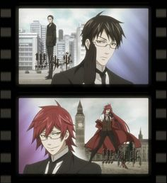 The Tale of William the Shinigami. All of my yes. -has watched this 10 times-