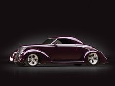 1937 Ford Roadster Oze Custom | Sam Pack Collection 2014