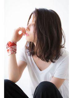 40代・30代の髪型♡人気の可愛いミディアムヘアカタログ〈2018/春夏ヘアスタイル〉 - NAVER まとめ