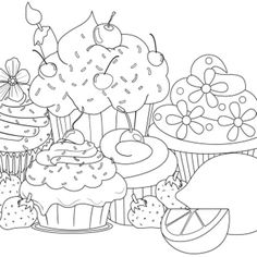 Ice cream coloring page coloring page for kids coloring page for