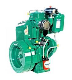 Peter Diesel Engine 10HP 1500RPM