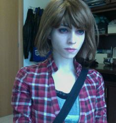 Cosplay Center • life is strange • LiS • max caulfield • maxine caulfield • cosplay • max caulfield cosplay • life is strange cosplay • max cosplay • my stuff • I tried • the 30% percent is because my gf used to have blue hair • sometimes I cosplay female characters — loki-friggason: …I'm 130% Max