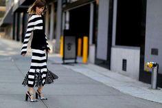 New York Fashion Week street style - Elle Canada