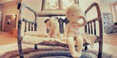 Soulful art: Magnificent hand-made felt dolls by Irina Andreyeva