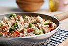 Campbell's Skillet Chicken & Rice Recipe