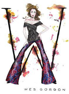 The A-Z of Fashion by Natalia Jheté
