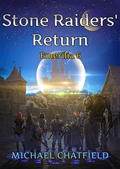9 best litrpg books images on pinterest best book covers book 1 stone raiders return emerilia book 6 by chatfield michael fandeluxe Gallery