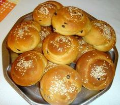 Kouloriakia orange in 2019 Sweet Pastries, Bread And Pastries, Greek Desserts, Greek Recipes, Greek Cookies, The Kitchen Food Network, Cookie Recipes, Dessert Recipes, Bread Art