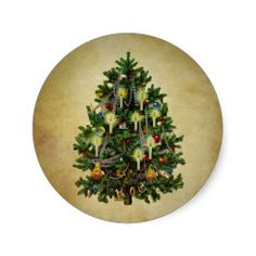 Vintage Victorian Christmas tree scrap clipart image for decoupage. Christmas Tree Poster, Noel Christmas, Christmas Lights, Christmas Crafts, Christmas Decorations, Christmas Spider, Christmas Arrangements, Victorian Christmas Tree, Vintage Christmas Images