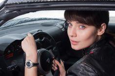 Yuliya Snigir © Alexey Melnikov Yuliya Snigir, Grazia Magazine, Tag Heuer, Russia, Portraits, Actors, Portrait Paintings, Portrait, Portrait Photography